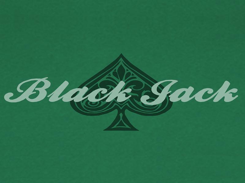 Stolní hra Blackjack