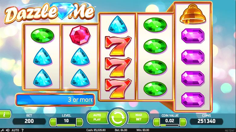Dazzle-Me-slot-automat